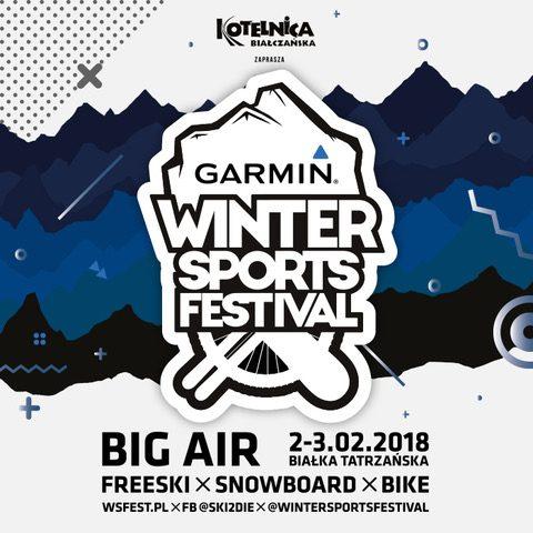 Garmin Winter Sports Festival 2018 - Jedyne takie zawody na świecie!