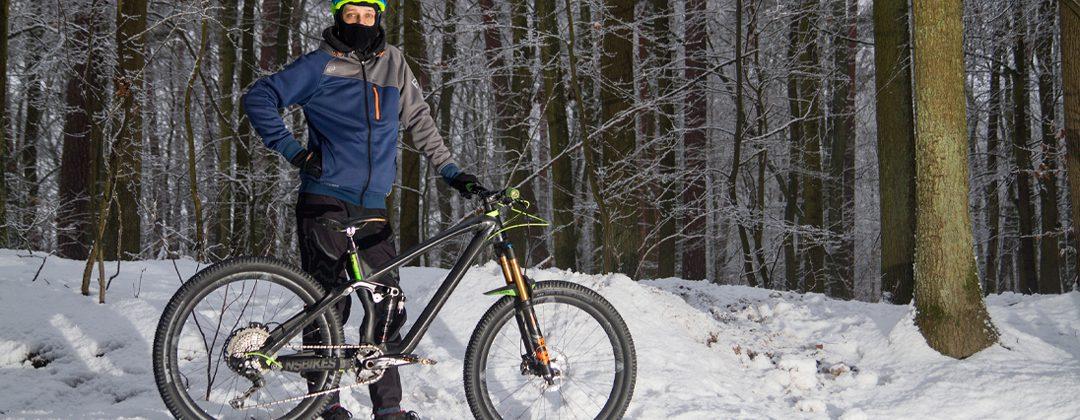 NS Bikes Snabb carbon 2017: duch freeride'u w ciele enduro