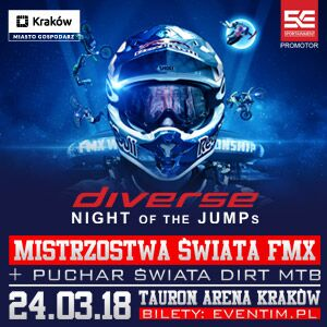 Diverse Night of the Jumps 2018