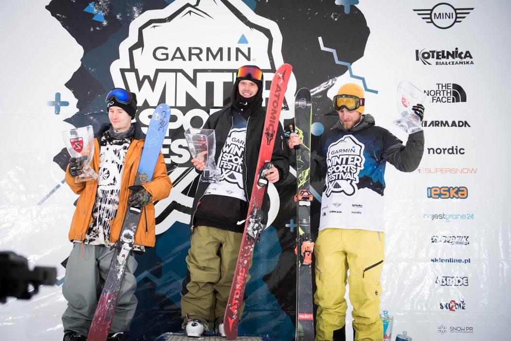 Garmin Winter Sports Festival: Szczepan Karpiel-Bułecka Mistrzem Polski we Freeskiingu