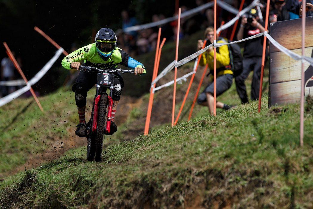 Crankworx Rotorua 2018: Sam Blenkinsop wygrywa wyścig zjazdowy