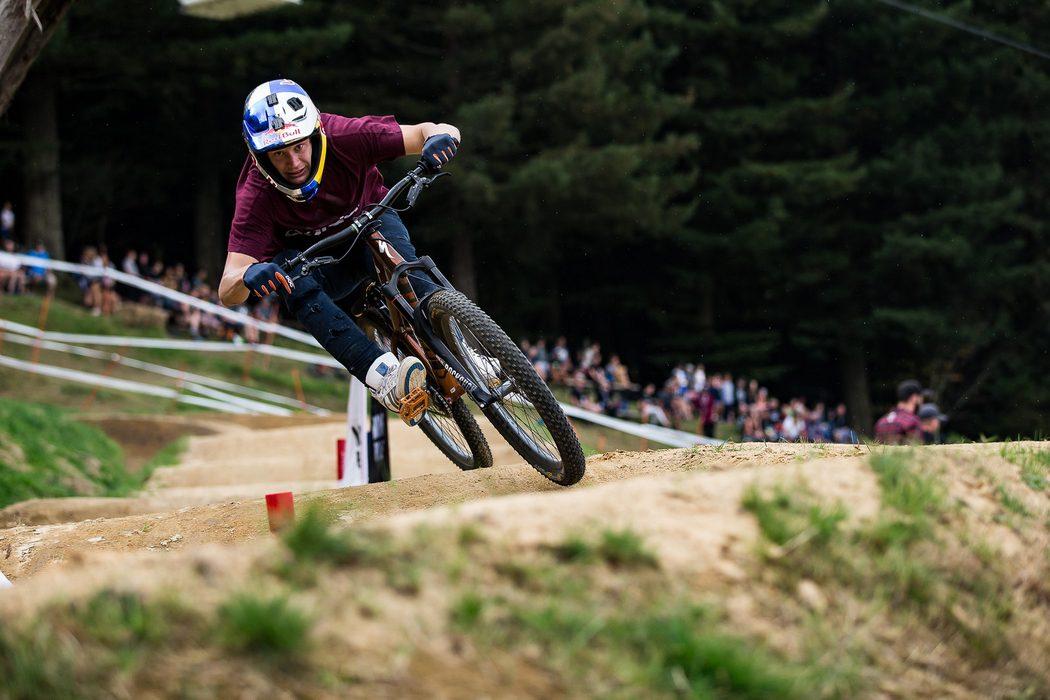 Crankworx Rotorua 2018: Martin Söderström triumfuje podczas Dual Speed & Style