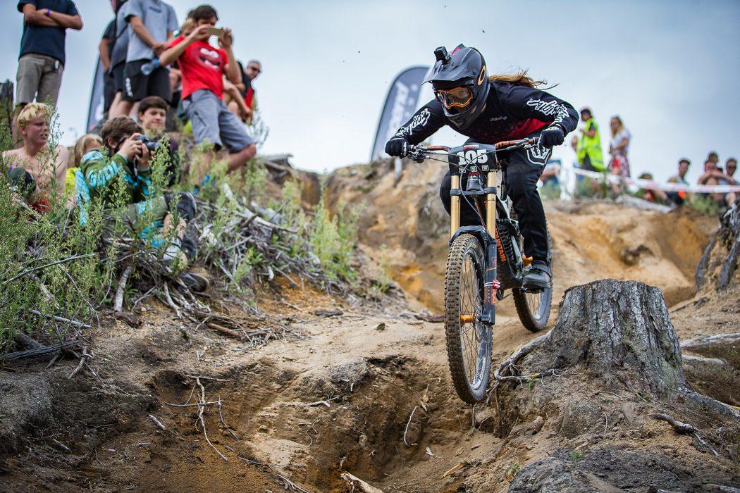 Crankworx Rotorua 2018: Sam Blenkinsop wygrywa pierwsze w historii zawody Redwoods Downhill