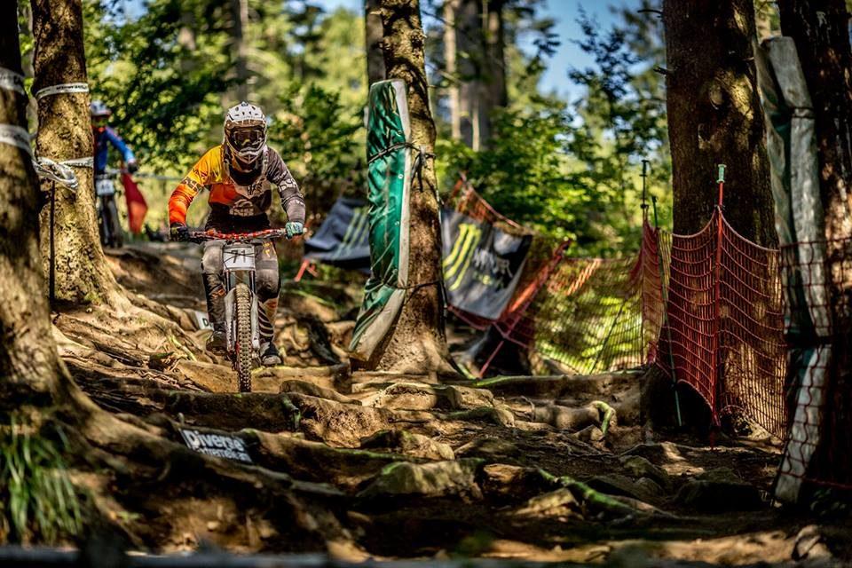 Rowerowa majówka w Wiśle - Diverse Downhill Contest