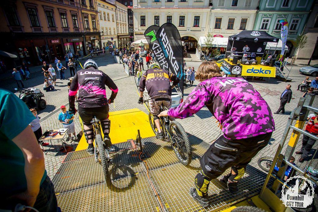 Zapowiedź Downhill City Tour Cieszyn 2018