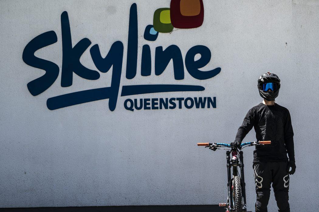 Wideo: Sławek Łukasik w Queenstown