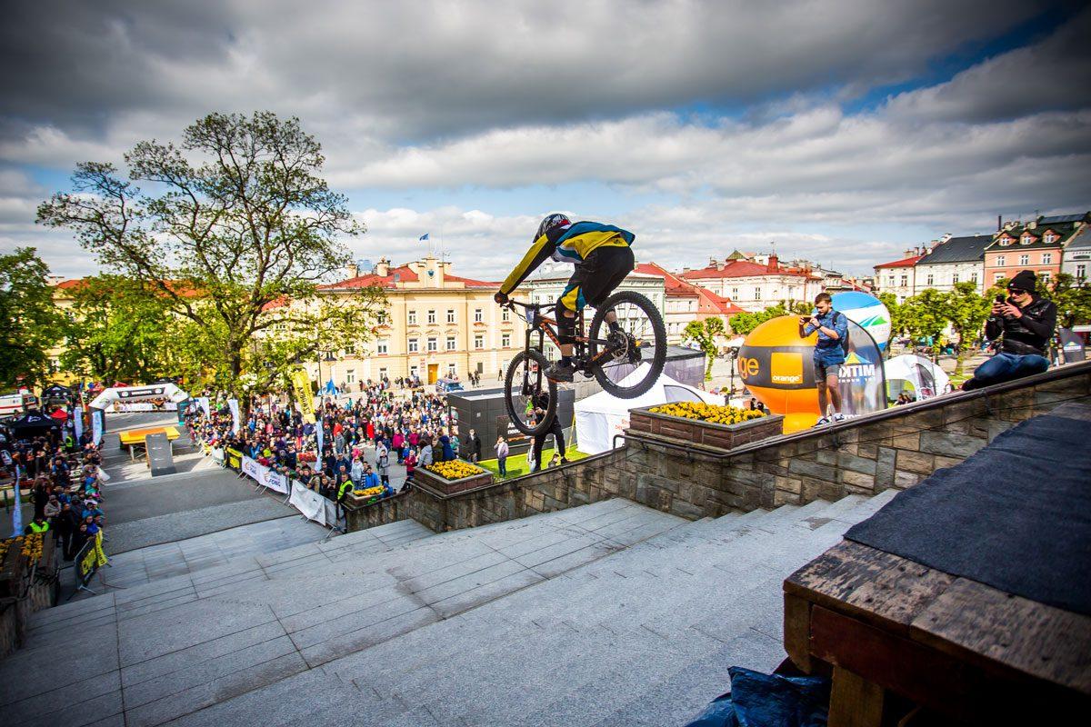 Zapowiedź Bike Town Przemyśl 2018