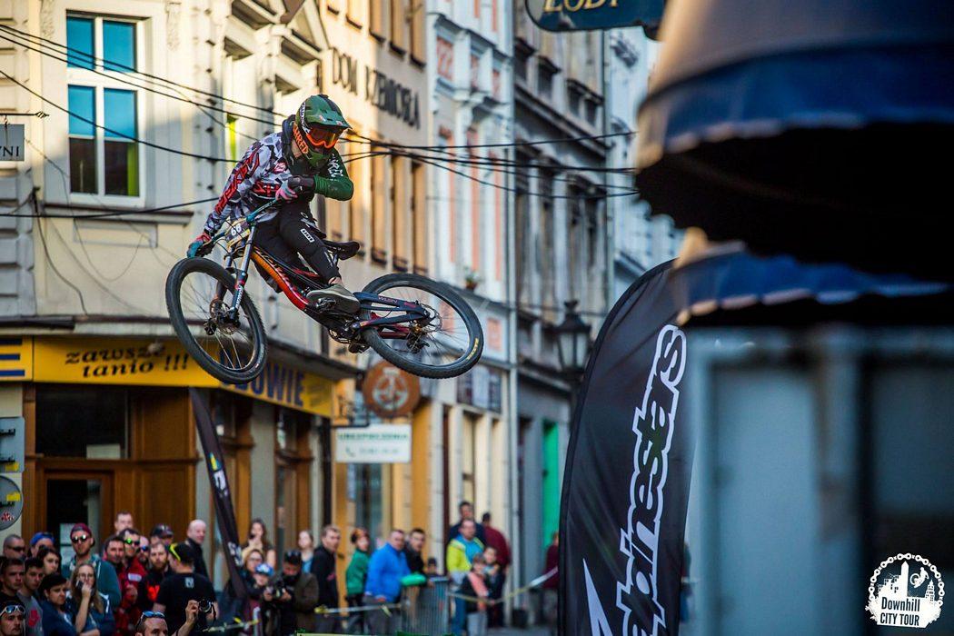 Downhill City Tour Cieszyn 2018 - relacja z imprezy