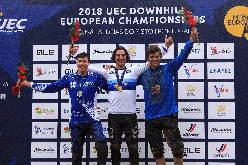 Wyniki Mistrzostw Europy DH 2018