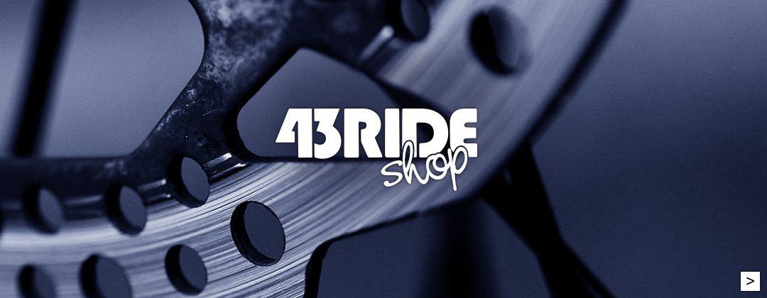 43RIDE shop