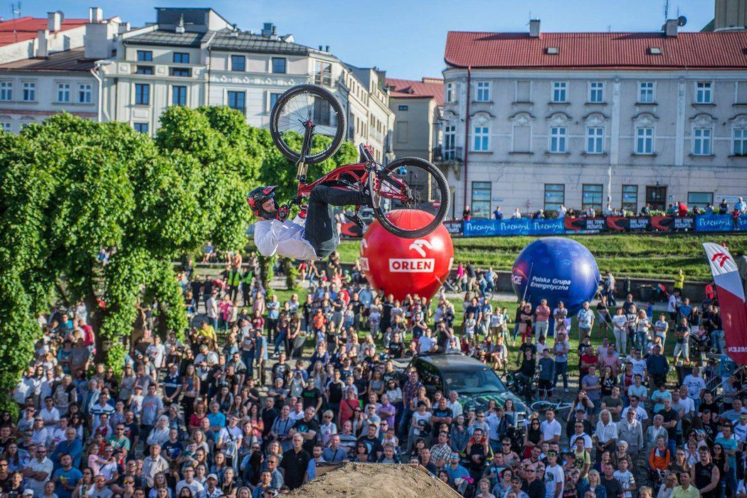 Relacja z Bike Town Festival w Przemyślu