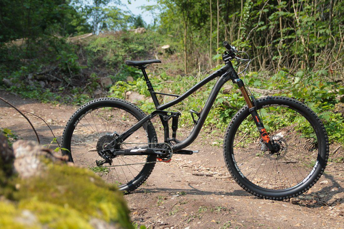 NS Bikes Snabb 29er - rower górski