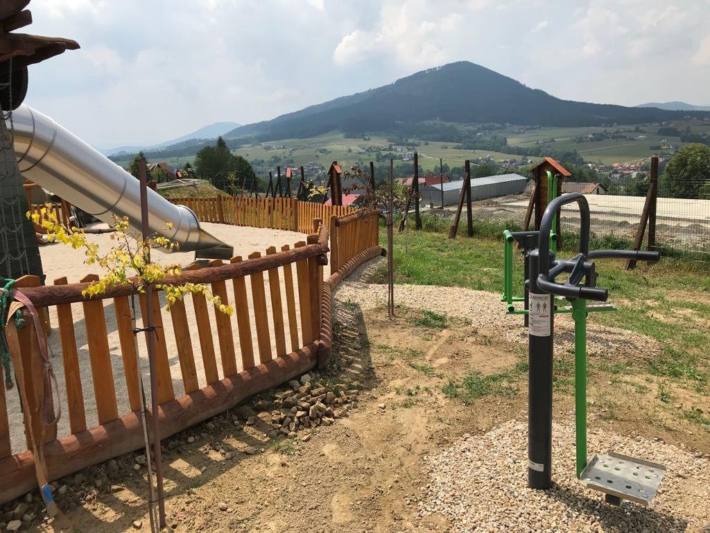 Otwarcie Areny Młodego Rowerzysty w Bike Park Kasina