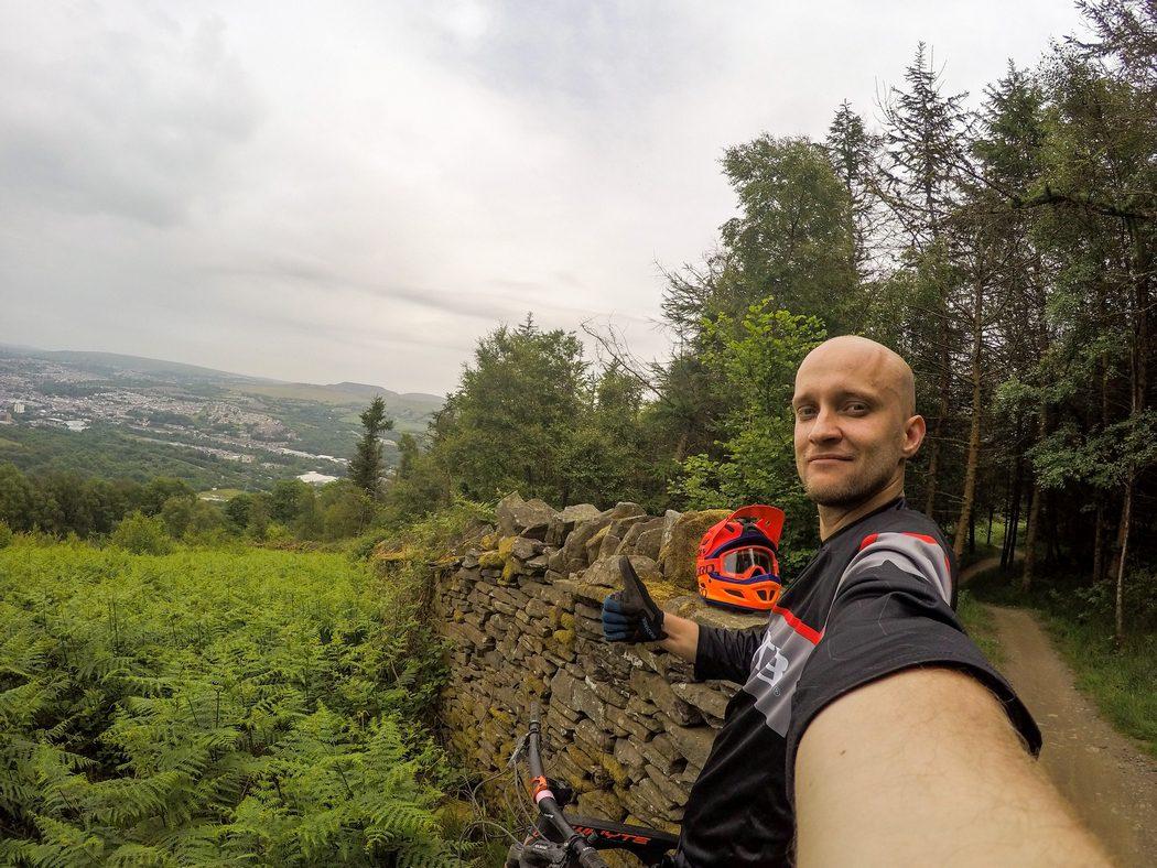 Z wizytą w Bike Park Wales