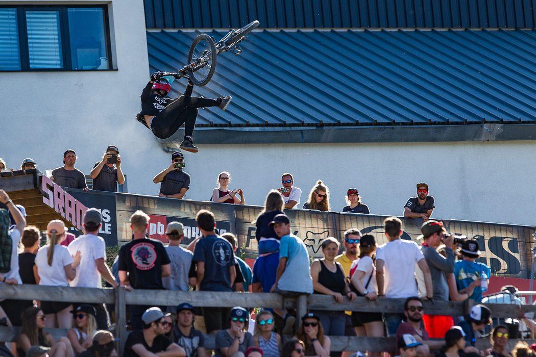 Crankworx Innsbruck 2018: Nicholi Rogatkin wygrywa slopestyle