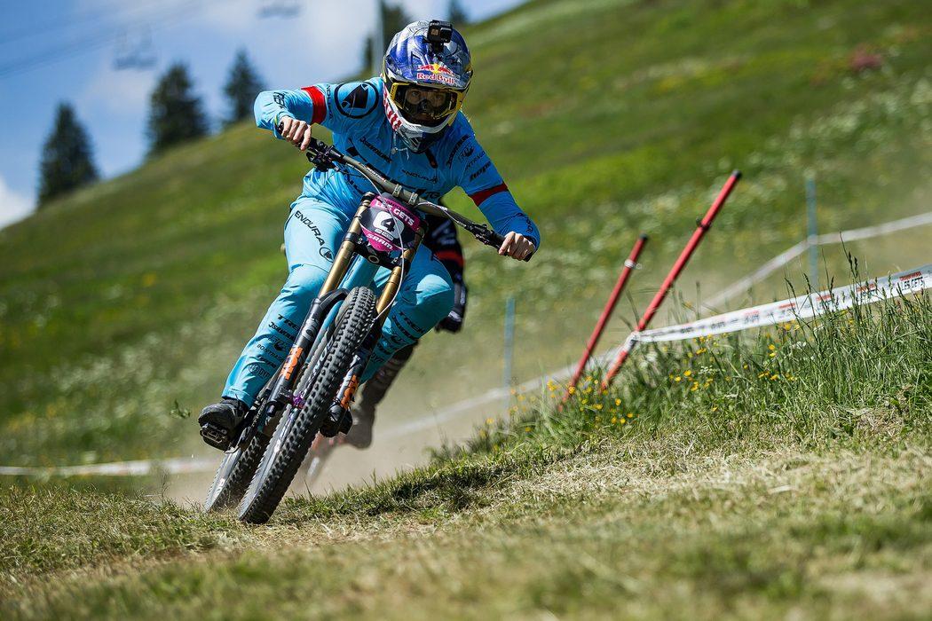 Crankworx Les Gets 2018: Rachel Atherton odnosi podwójne zwycięstwo