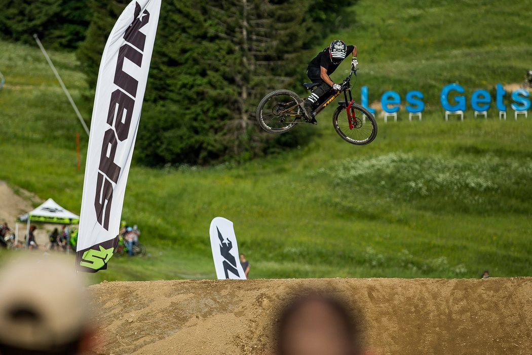 Crankworx Les Gets 2018: zawody pump track rozpoczęły festiwal