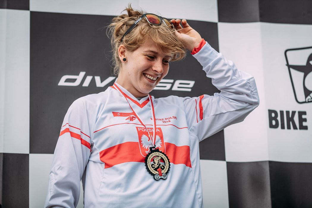 Oficjalne video podsumowanie Mistrzostw Polski w zjeździe na rowerach