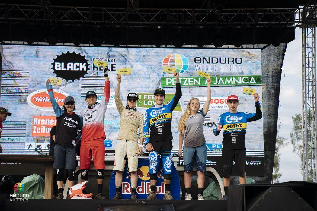 Enduro World Series 2018 #4: Hill i Ravanel wygrywają czwartą rundę