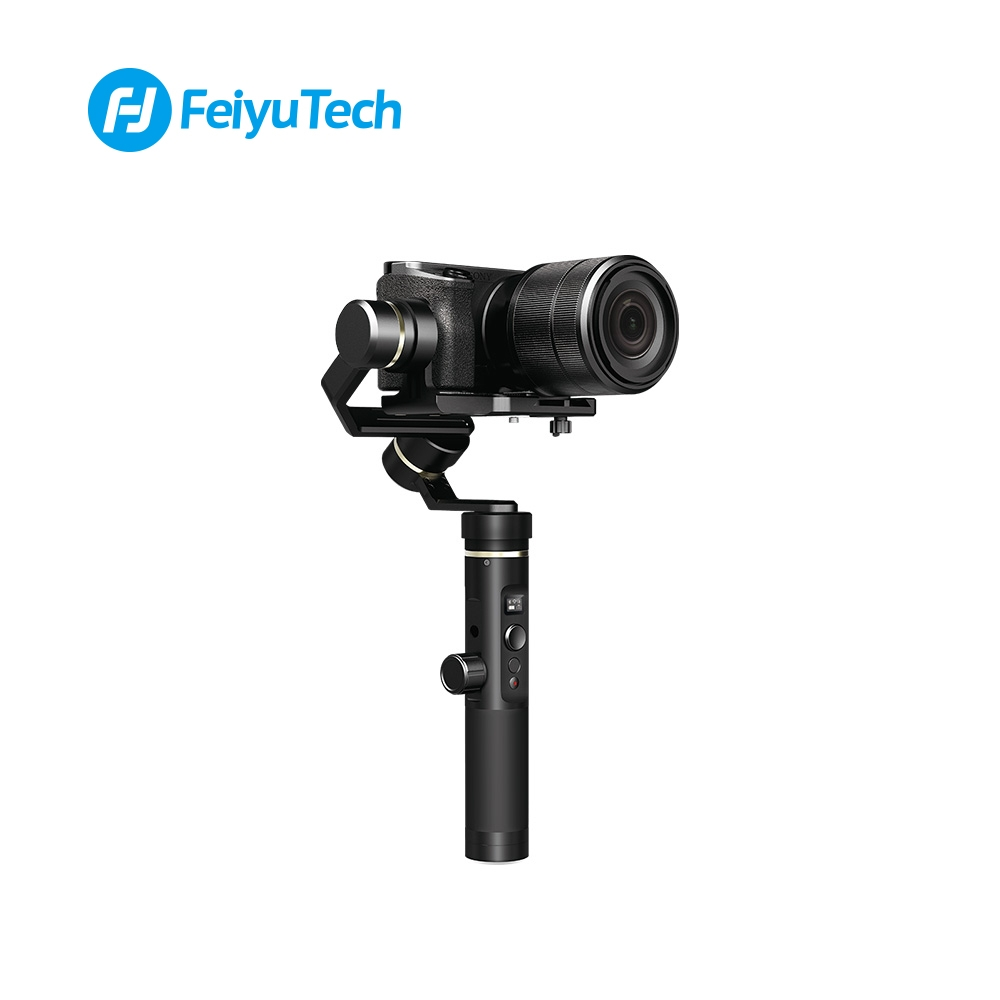 Feiyu-Tech: nowy gimbal do smartfonów, kamer sportowych i małych bezlusterkowców