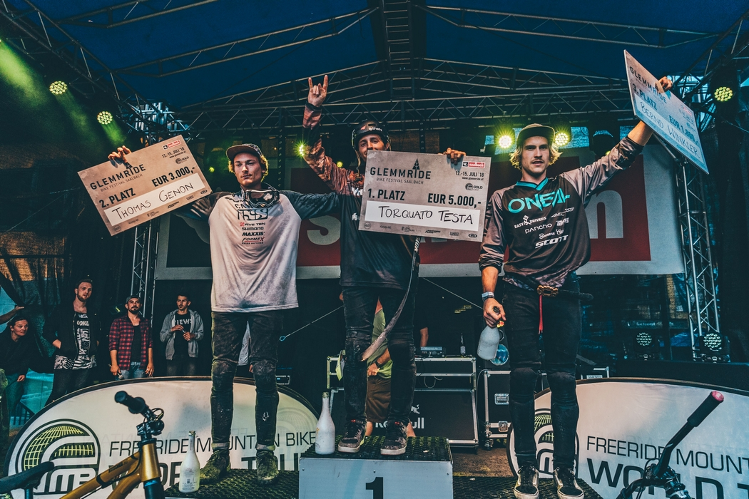 Torquato Testa wygrywa GlemmRide Slopestyle 2018