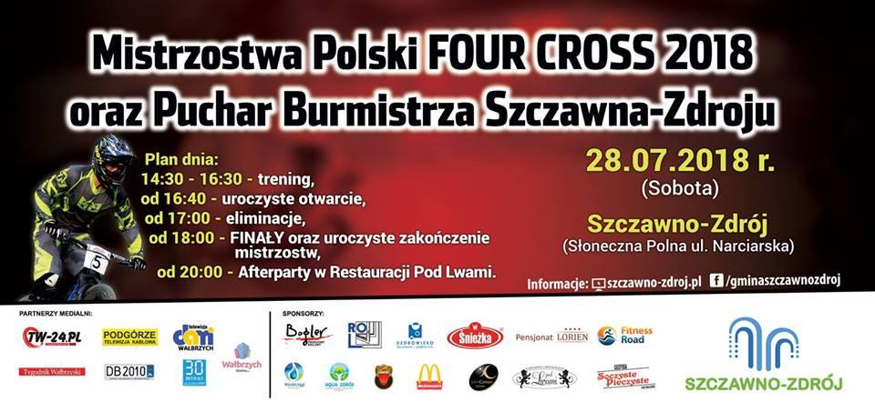 Zapowiedź Mistrzostw Polski 4X 2018 w Szczawnie Zdroju