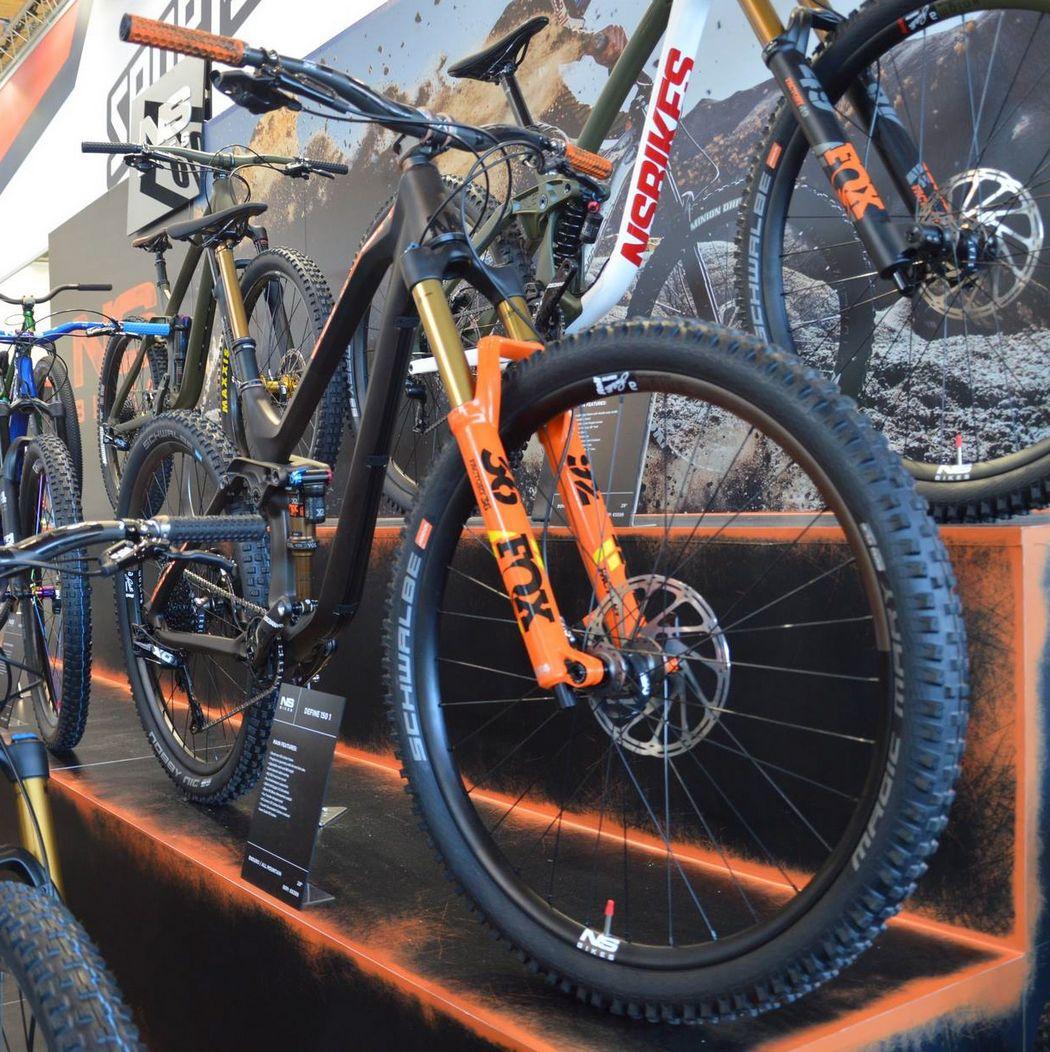 NS Bikes Define 2019 - nowa maszyna do enduro