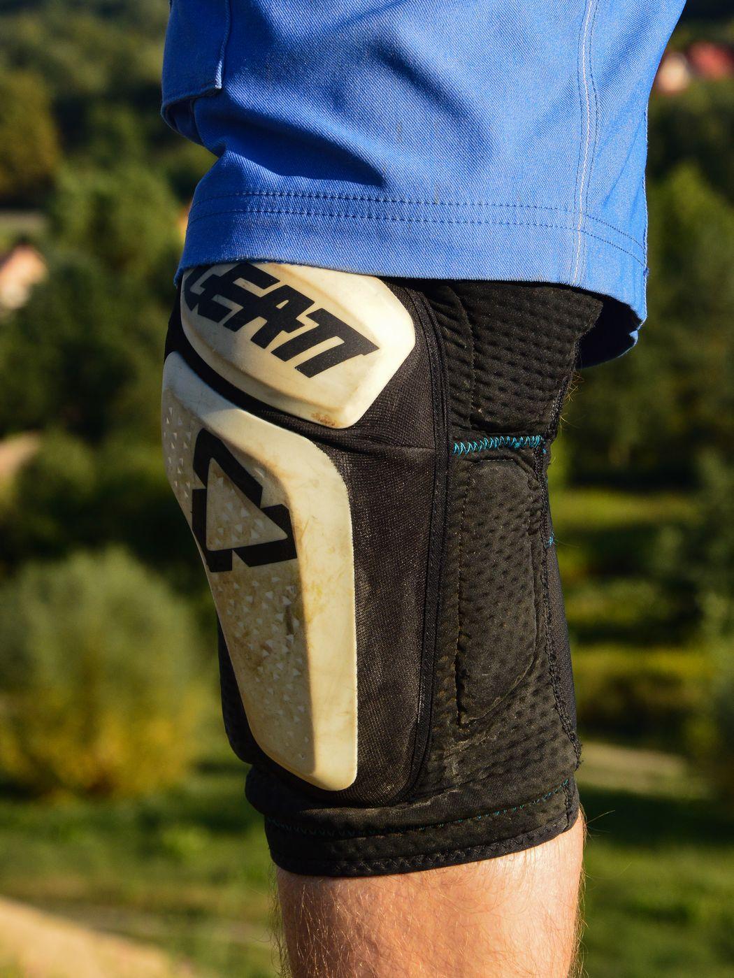Leatt 3DF 6.0 - ochraniacze na kolana