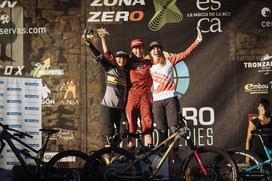 Enduro World Series 2018 #7: Rude i Ravanel wygrywają w Hiszpanii