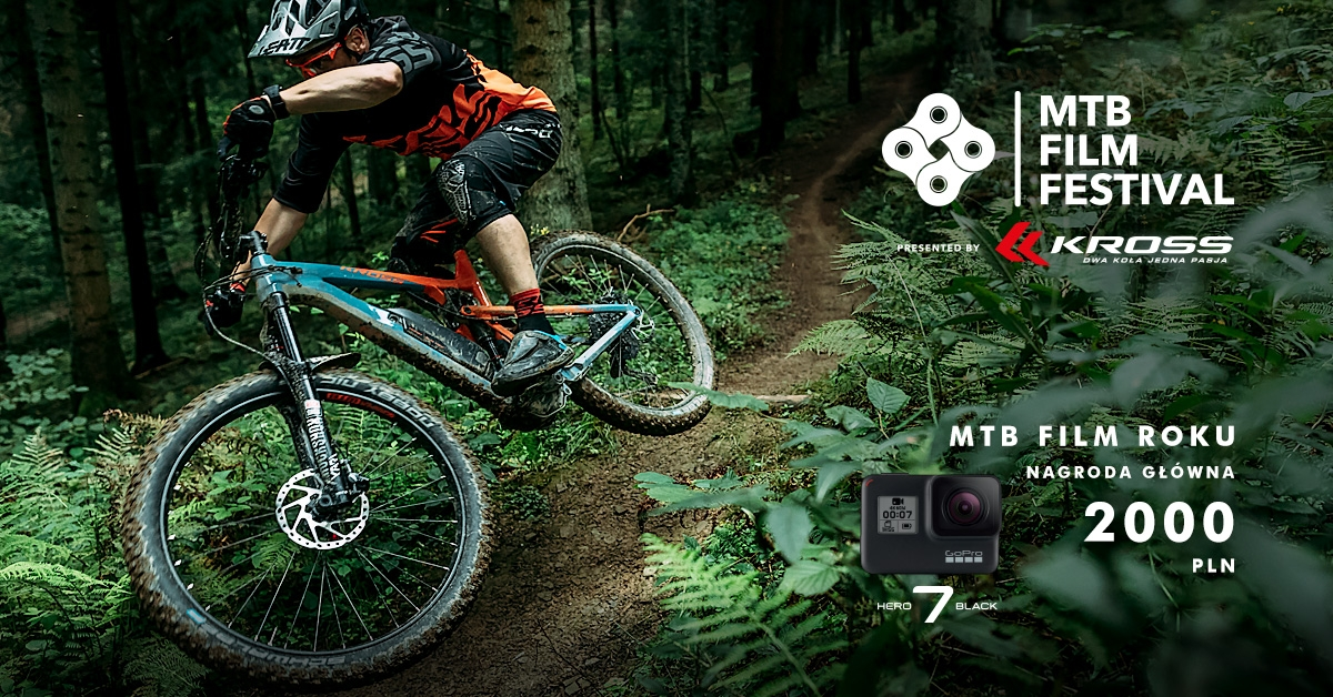 MTB FILM FESTIVAL 2018 presented by KROSS - znamy finalistów konkursu