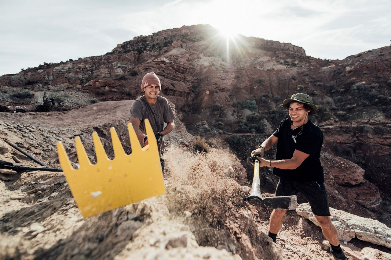 Transmisja Red Bull Rampage na 43RIDE