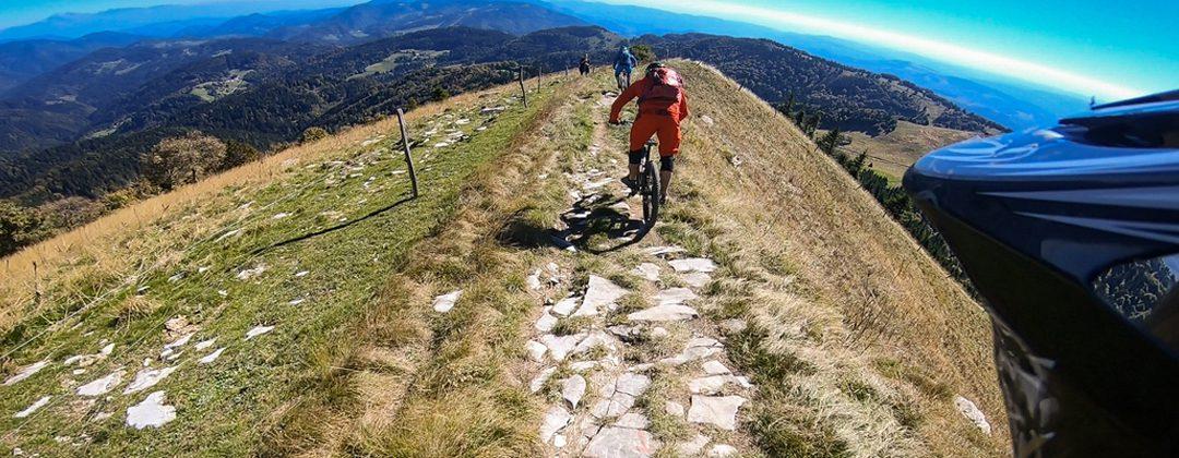Rowerowy raj w Słowenii