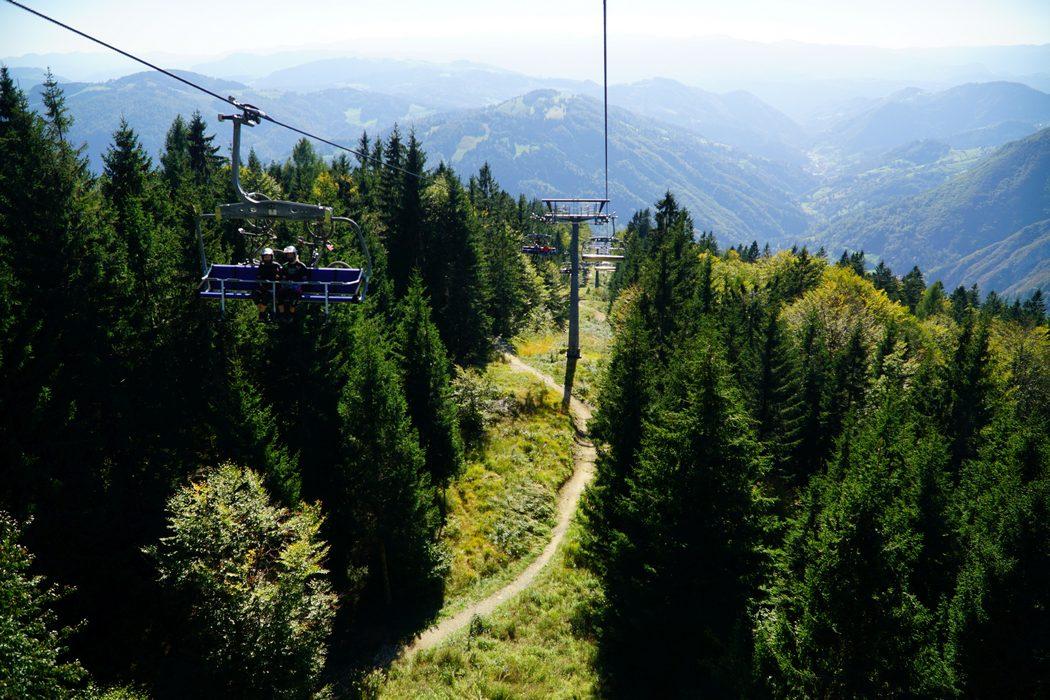 Słowenia –  rowerowy raj