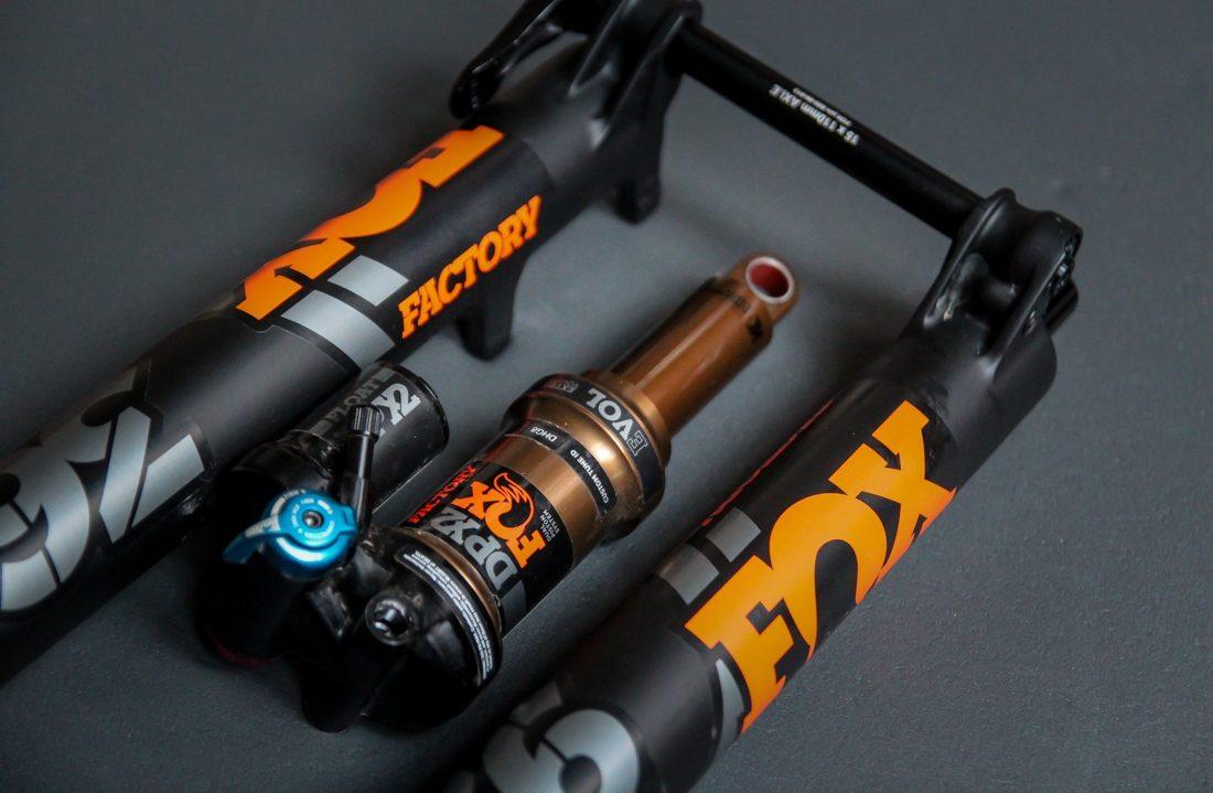 Fox Float DPX2 - test po sezonie