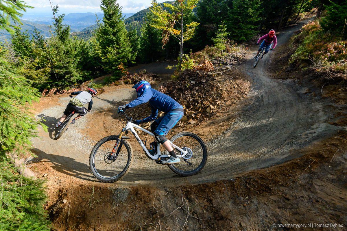 Z wizytą w Szczyrk Enduro Trails - 43RIDE magazyn rowerowy
