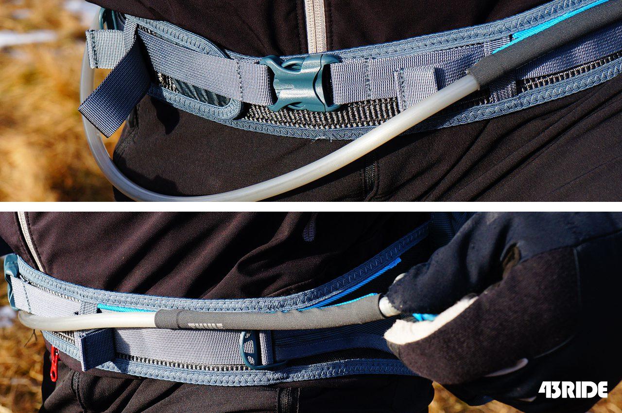 Nerka biodrowa Thule Rail Hip Pack 4L