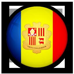 Flaga Andory