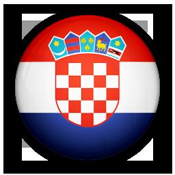 Flaga Chorwacja