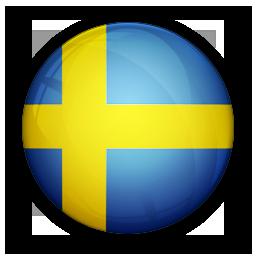 flaga Szwecja